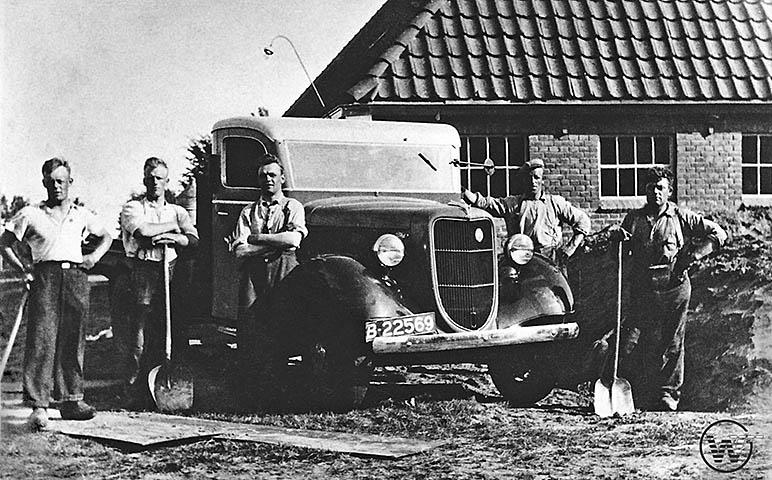 walinga transport historie